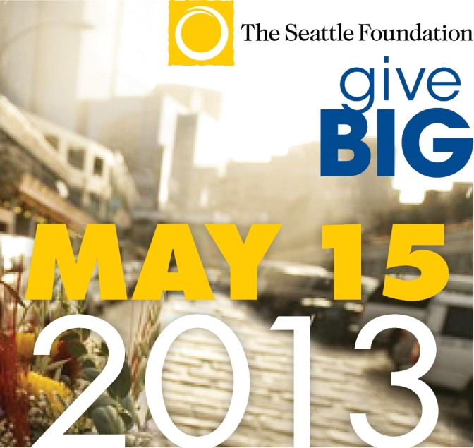 GV to Take Part in Third Annual GiveBIG Event on May 15, 2013