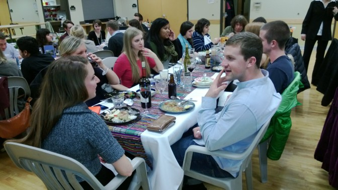 GV Youth Board Surpasses Goal at Come to the Table